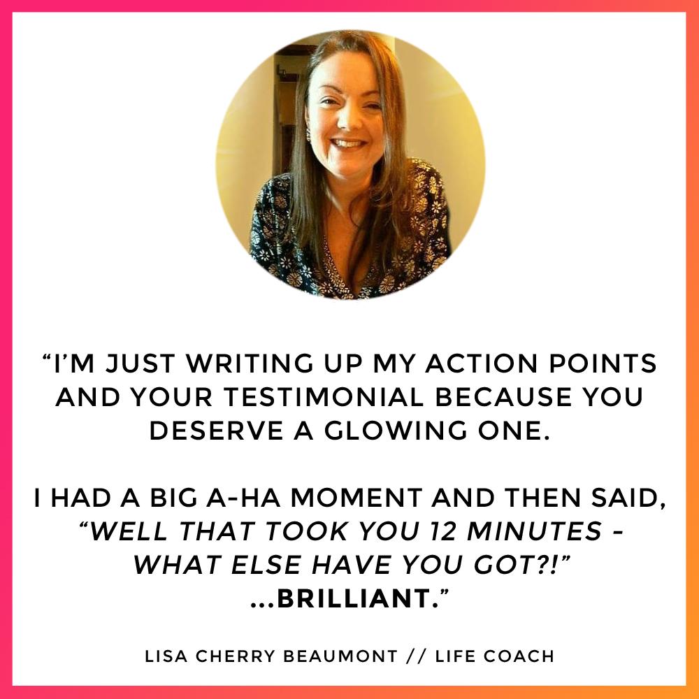 Lisa Cherry-Beaumont
