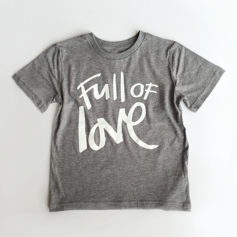 Kids Full of Love Tee