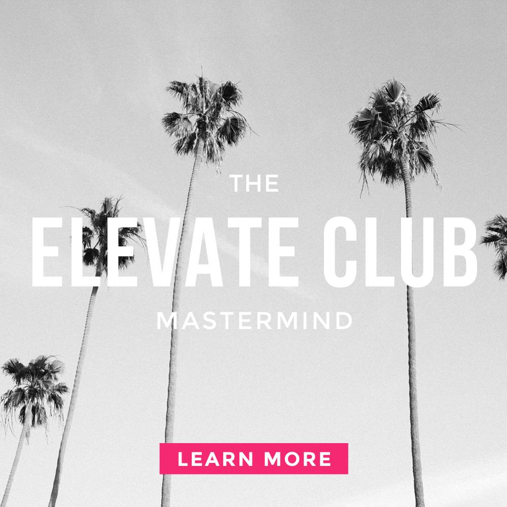 Ruth Ridgeway - The Elevate Club Mastermind