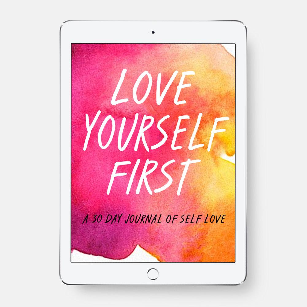 Love Yourself First iPad 4.jpg