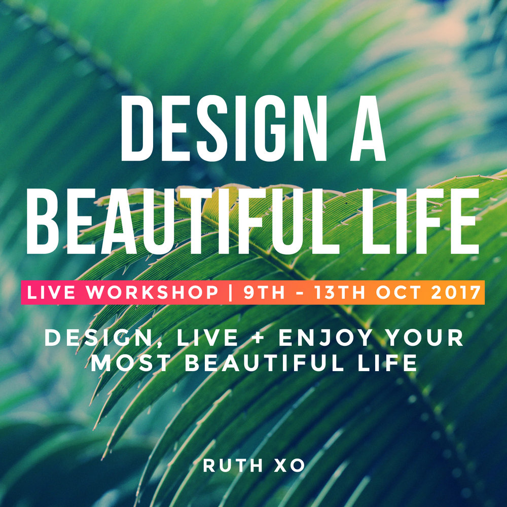 Design A Beautiful Workshop Share Graphic