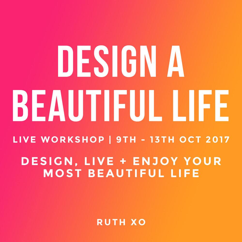 Design A Beautiful Life