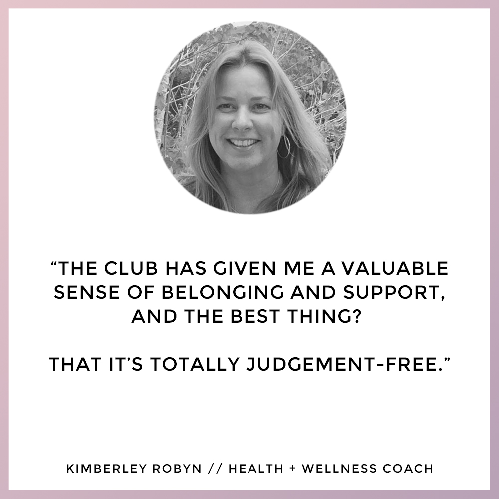 Kimberley Robyn - The Self Care Club