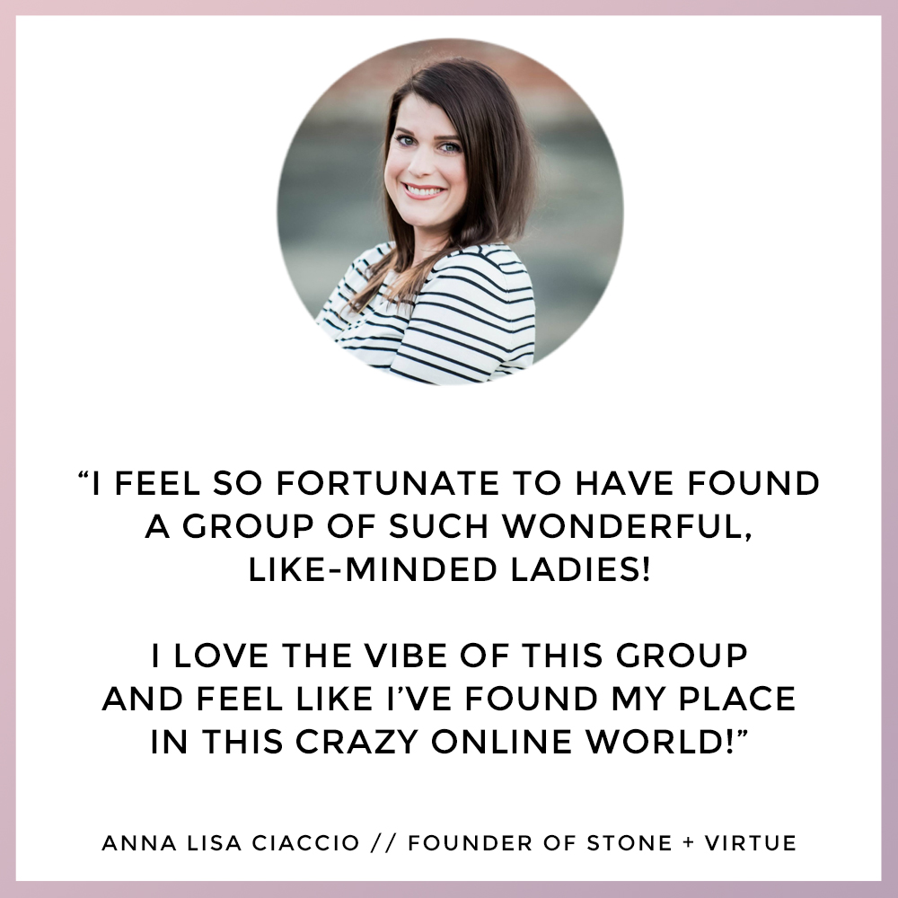 Anna Lisa Ciaccio - The Self Care Club