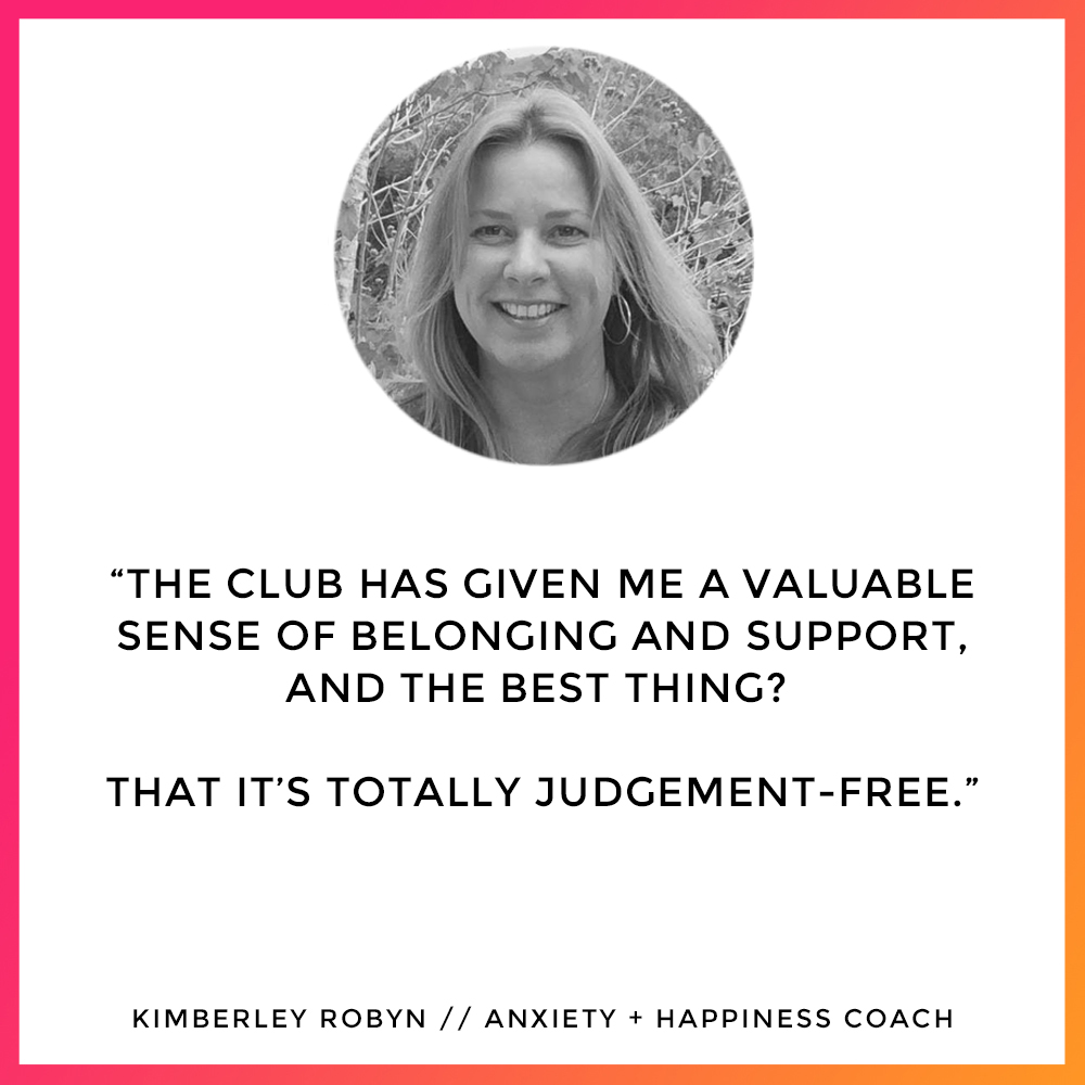 Kimberley Robyn - The Lifestyle Designers Club