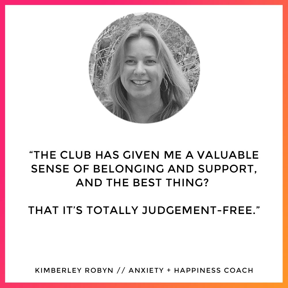 Kimberley Robyn - The Lifestyle Designers Club