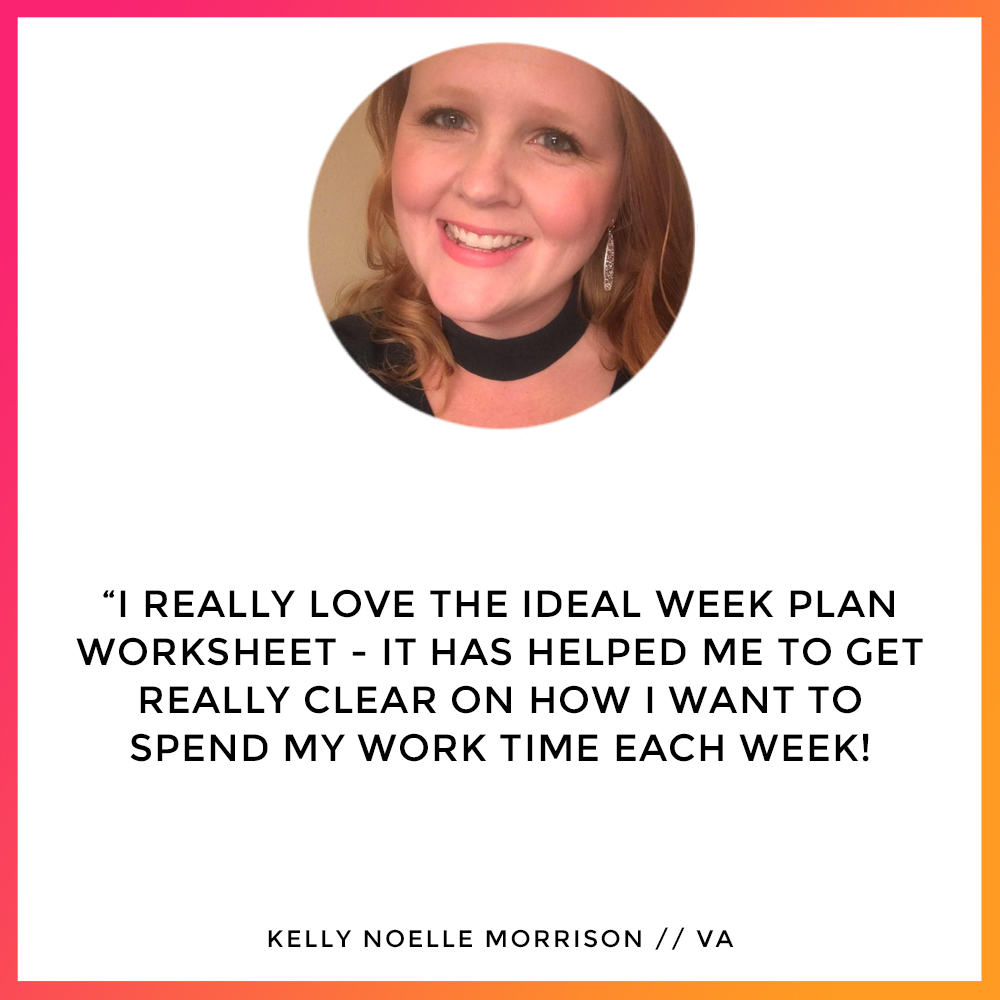 Kelly Noelle Morrison - The Lifestyle Designers Club