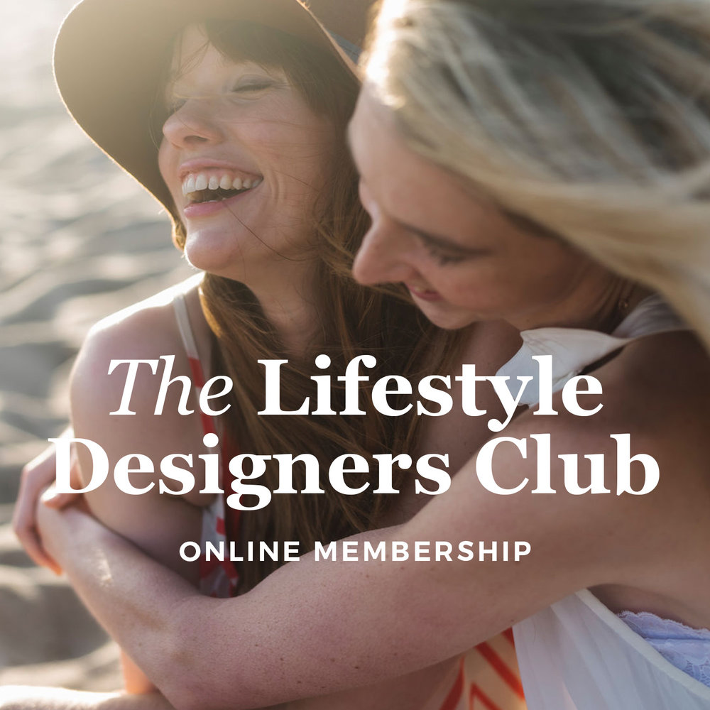 The Lifestyle Designers Club