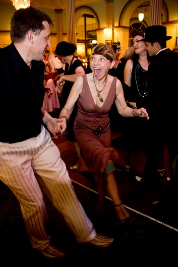 Couple dancing to The Lounge Bar Lotharios.jpg