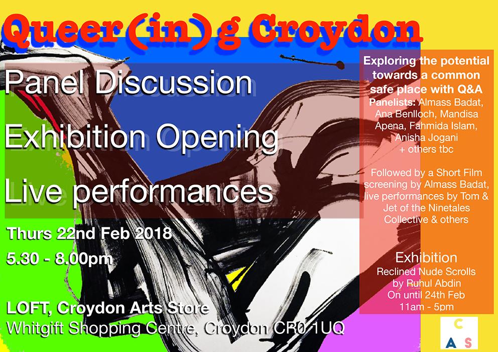 Queering Croydon