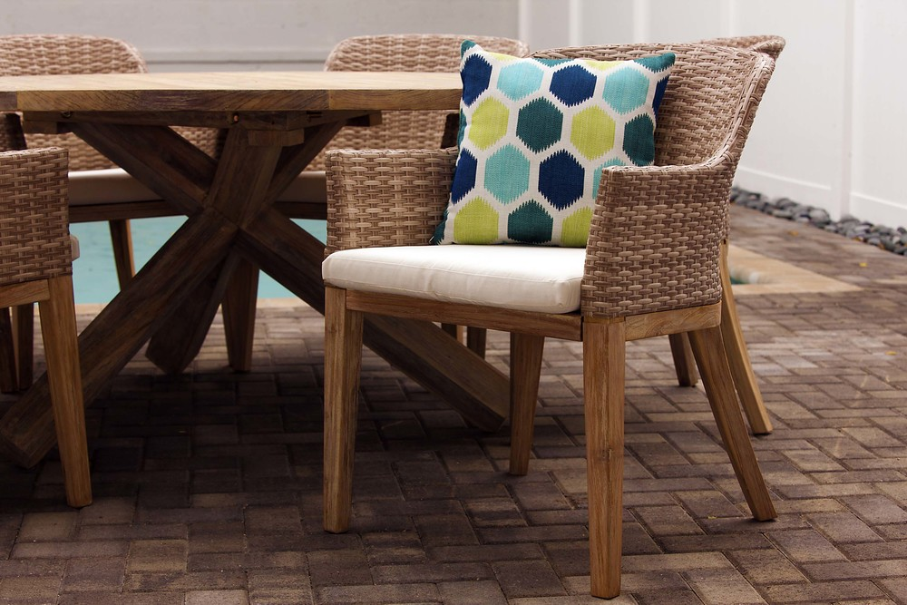 The Indo Collection Is Available On HomeDepot.ca / Search Patio Plus