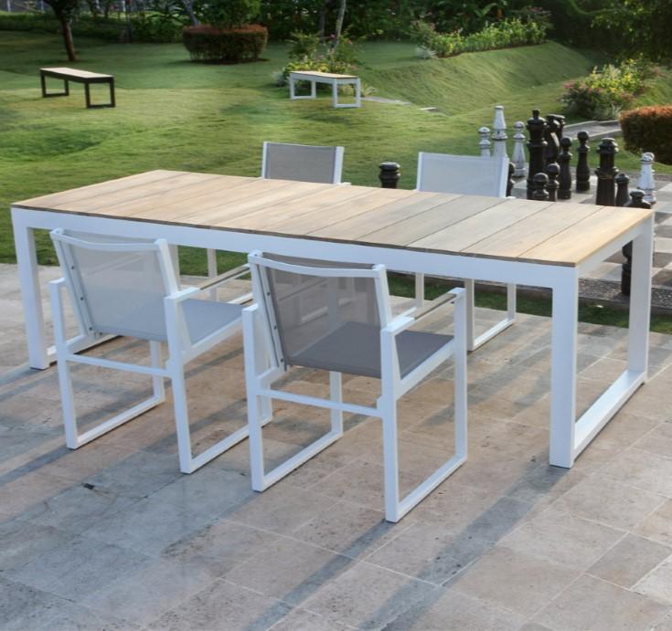 Bermudafied-modern-teak-white-black-aluminum-luxury-outdoor-furniture-design-dining-table-batyline-sling-mesh-textilene-dining-chair-hot.jpg