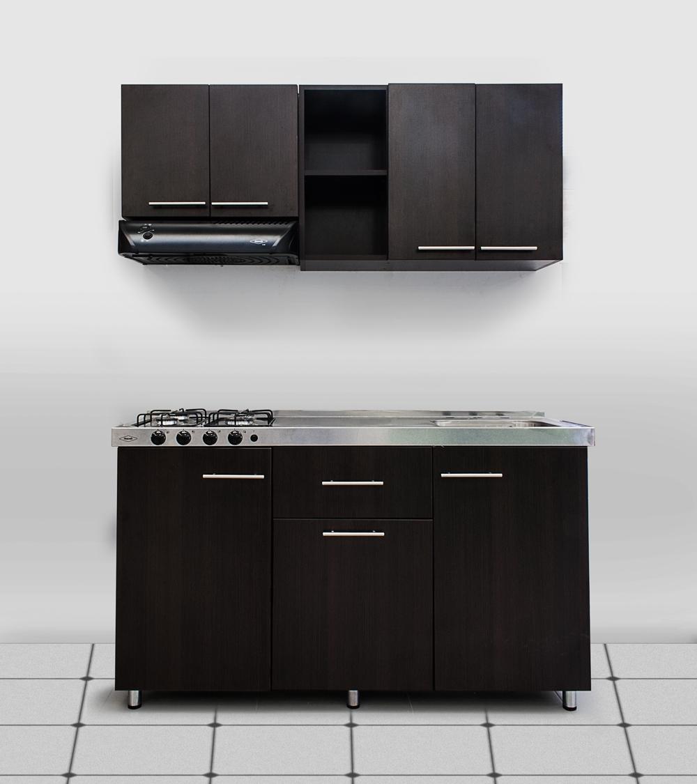 cocina express aluminio