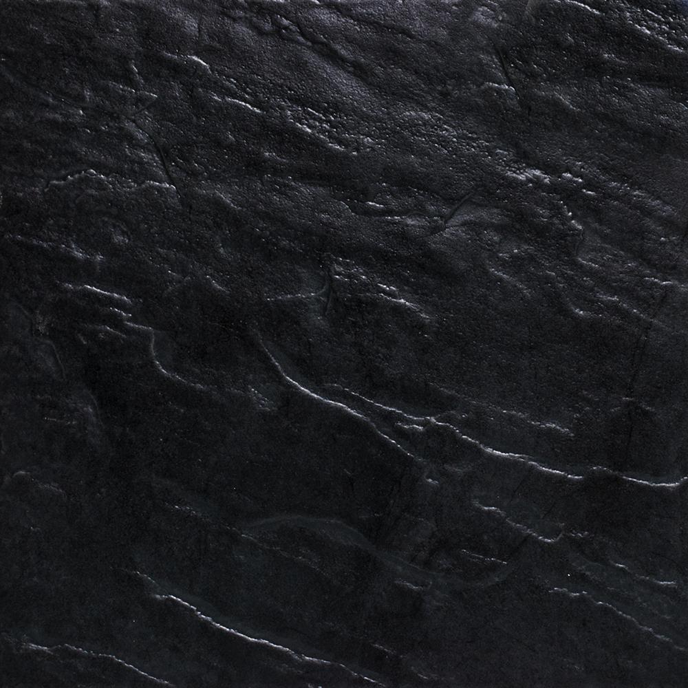 Piso pizarra natural negro ardisa materiales para - Piso de pizarra ...