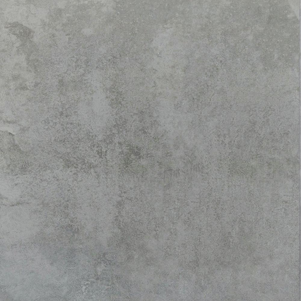 Gres porcel nico piso smoke ardisa materiales para - Gres porcelanico gris ...