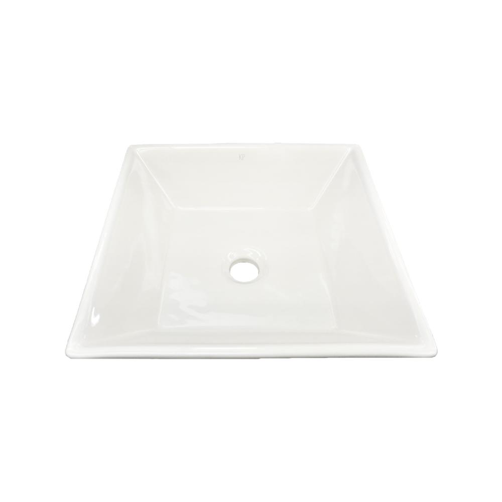 Lavamanos vessel dal iii ardisa materiales para for Porcelana sanitaria