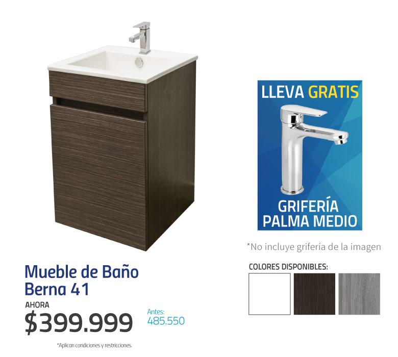 mueble baño lavamanos