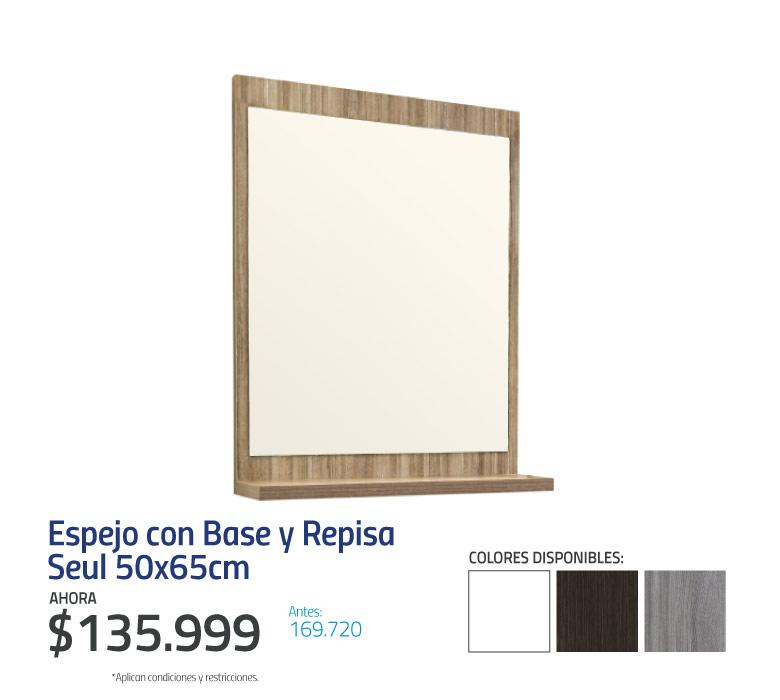 espejos auxiliares baños mobiliario mobilex descuentos promoción copa america