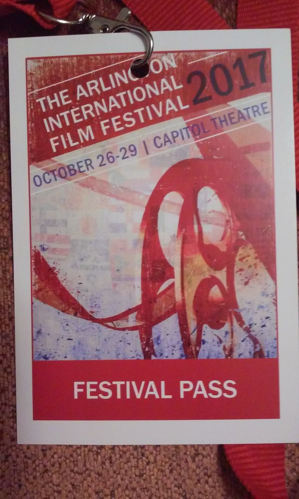 A Festival Pass entitles you to all film screenings, panel discussions as well as the Special Opening Night Screening and Reception.*Please note that passes will NOT be mailed. Pick up your pass at the AIFF table in the lobby of the Capitol Theatre on October 26th after 5 PM.AIFF...much more than a film festival...a celebration of the arts and a platform for recognizing our common global human experience.See you at the Capitol Theatre! -