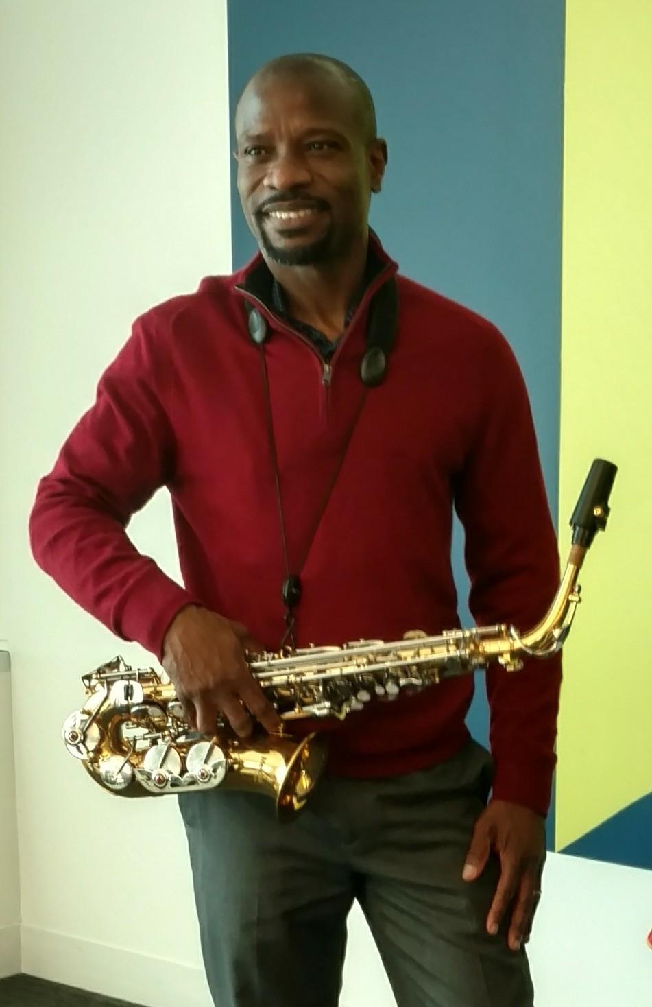 Jeantilus Gedeus, Haitian musician and educator