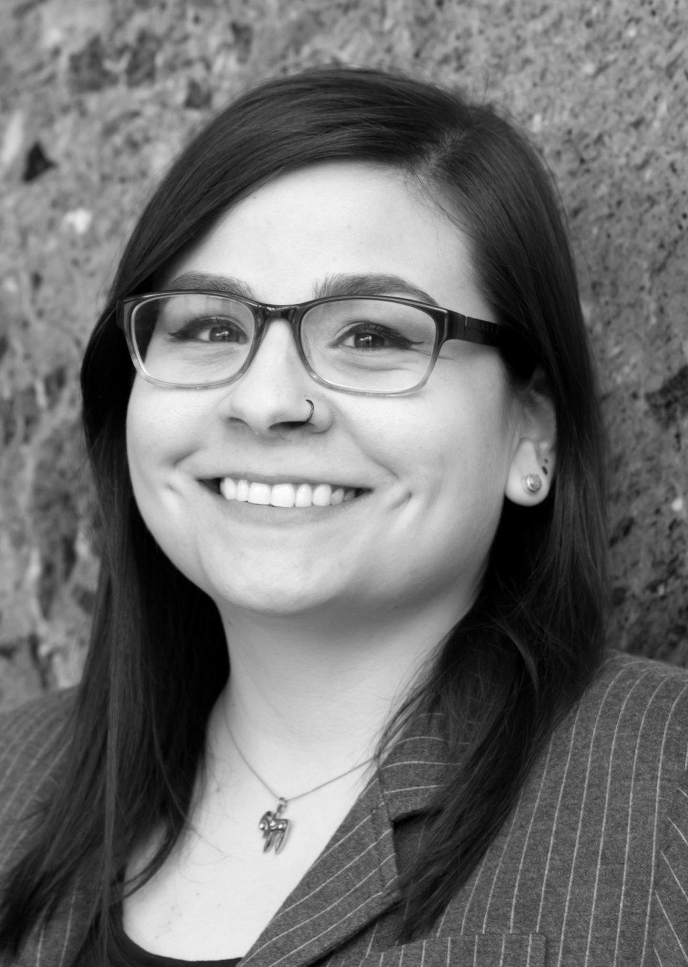 Ruth Perrin Staff Attorney