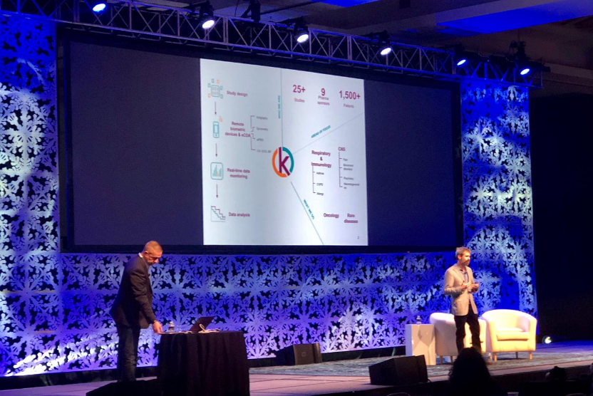 Rob Ellis and Chris Benko present at the 2019 CNS Summit