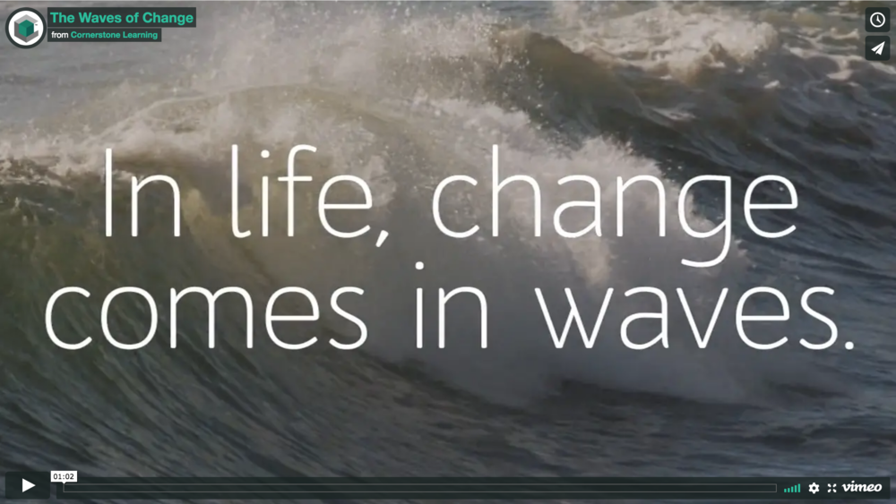 Waves of Change Video