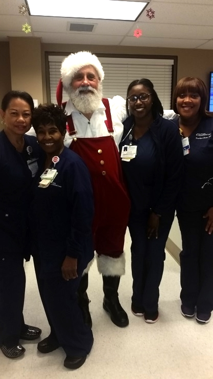 East Houston and Bayshore Medical Center's Lay Chaplains