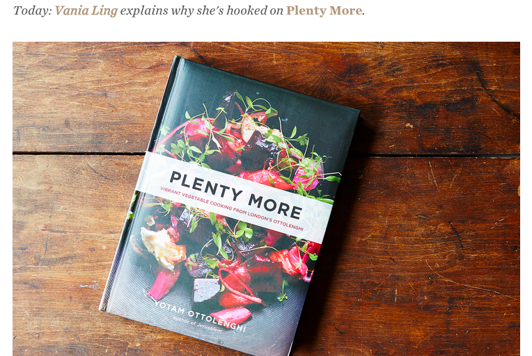 Food52 Cookbook Review : Plenty More