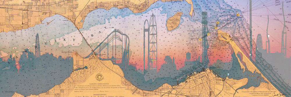 Cedar Point: Now & Then