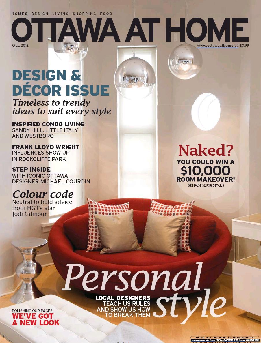 Ottawa home design magazine