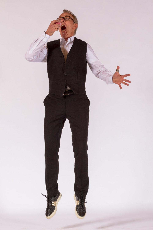 Demarchin Jump Portrait