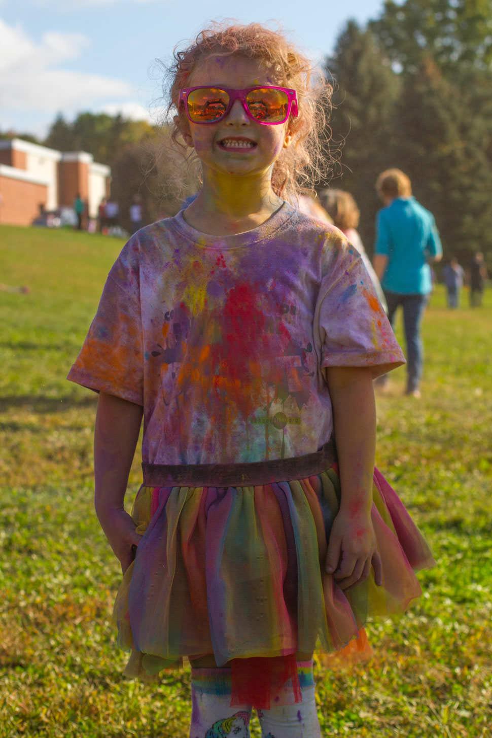 Color Run Kid