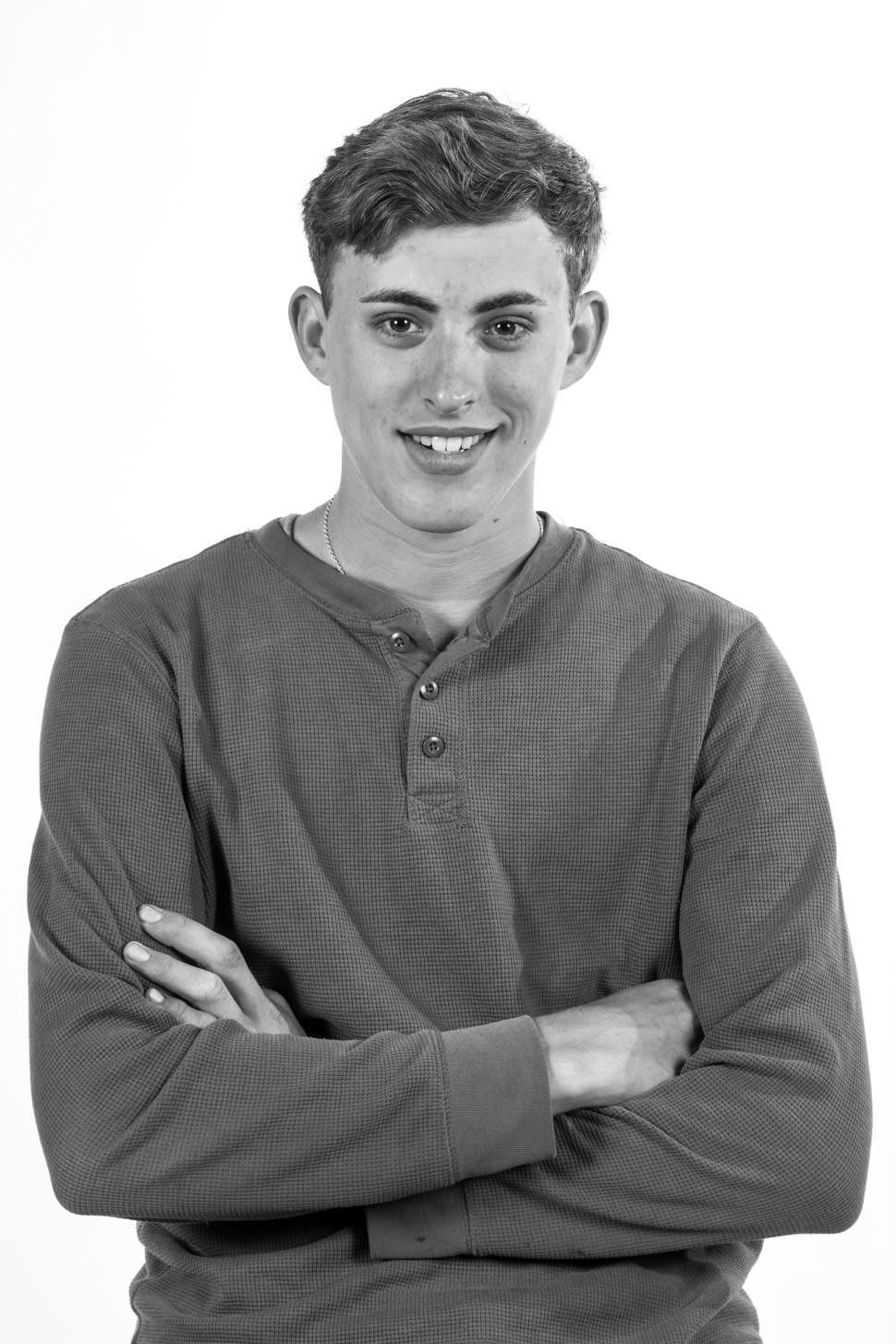 Male Model Session