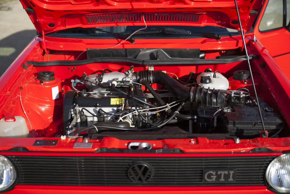 """The people's car"": Volkswagen Golf GTI is Arthur's favourite car – this one is even more special to Kar as it was made the year he was born."