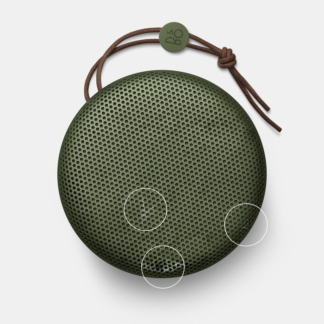 Win yourself a beautiful Beoplay A1 portable Bluetooth speaker