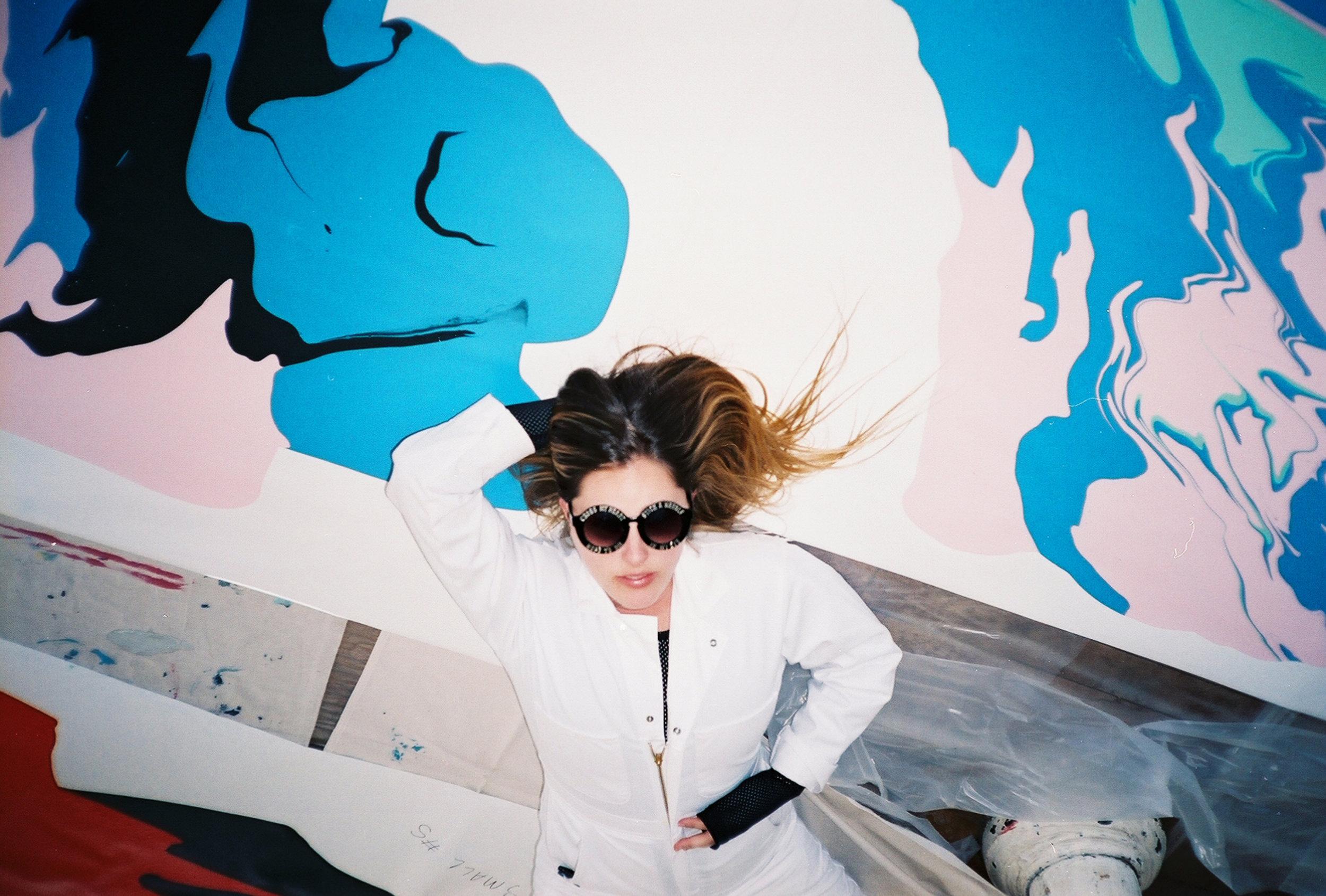Jenny Sharaf: Public Art Tour