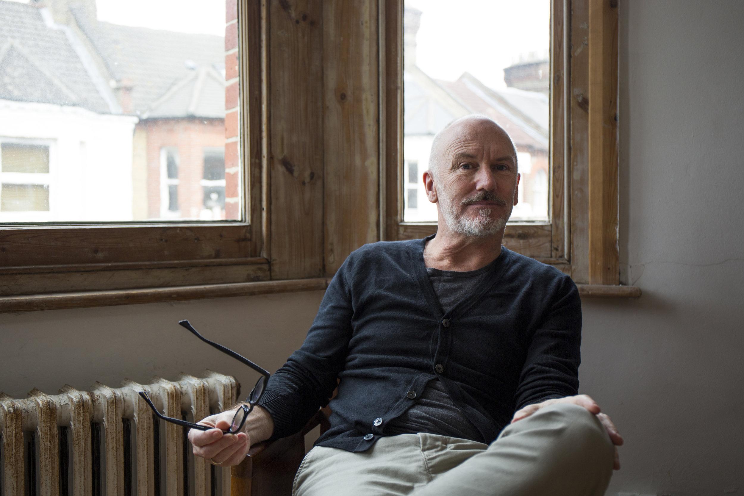 Learning to Listen: David Blamey