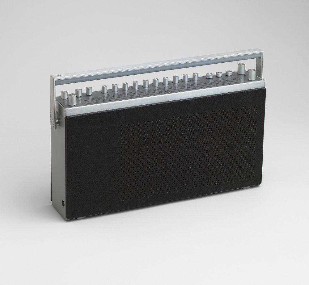 Beolit 1000 portable radio, 1968