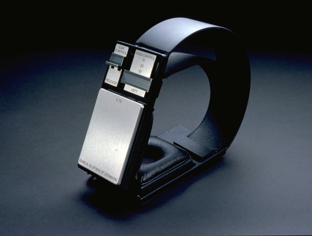 B&O U70 headphones, 1978