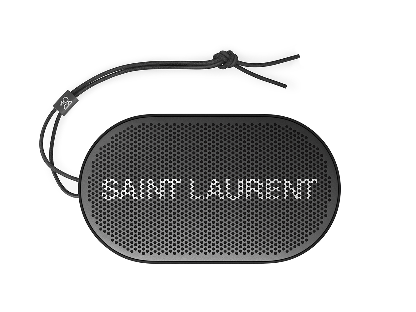 bang olufsen x saint laurent sound matters. Black Bedroom Furniture Sets. Home Design Ideas