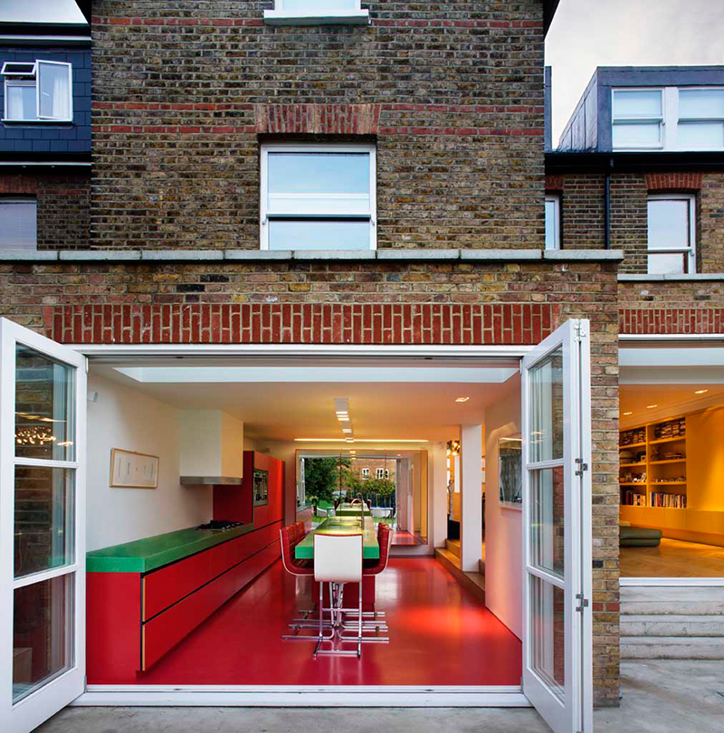 Charming Andy Martin Architecture Chevron House 3 Amazing Pictures