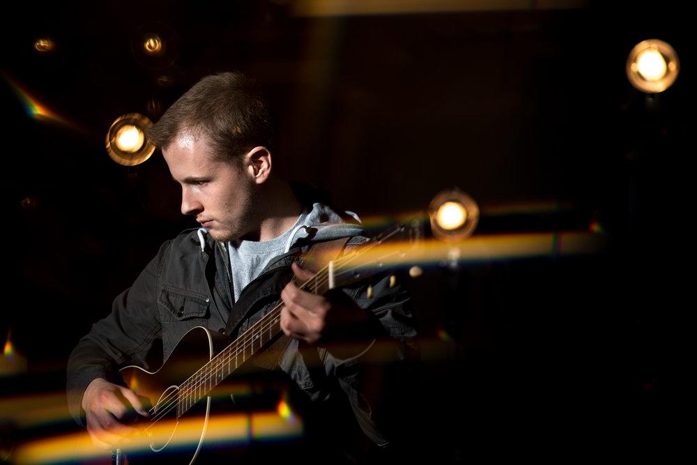 Aaron Schilb  Deaf musician