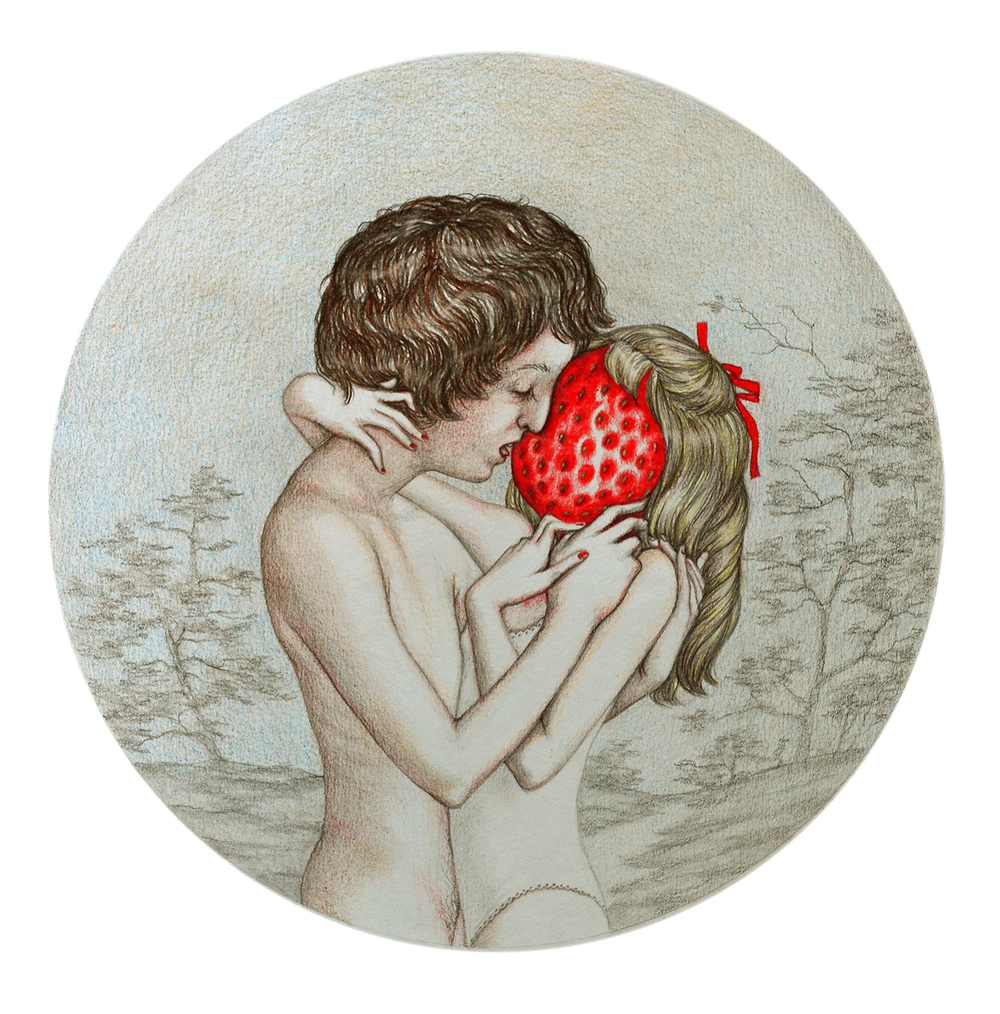 The First Kiss of the Wild Strawberry