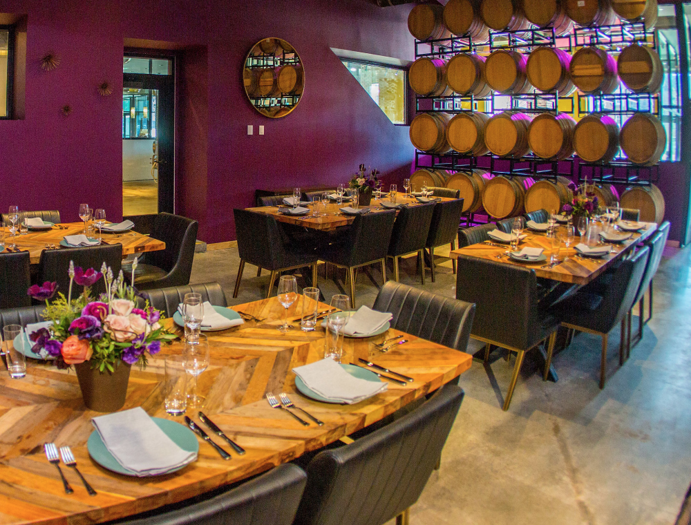 City Winery - Boston, north endWine bar and event space with Mediterranean eats, plus an on-site winery, retail shop & acclaimed live music space.