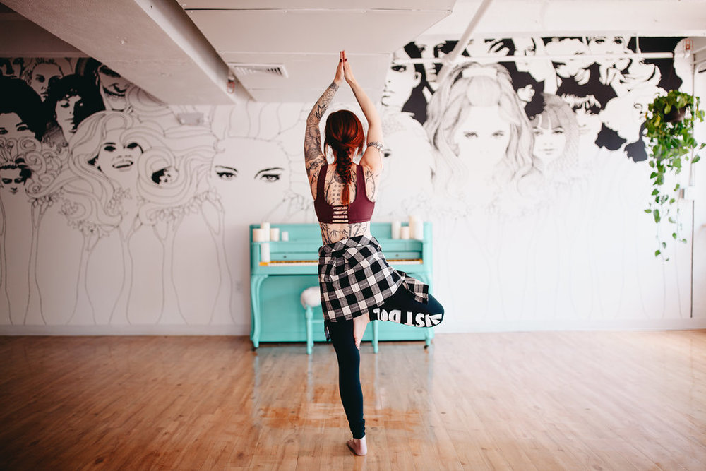 Yoga studio - Harvard Square