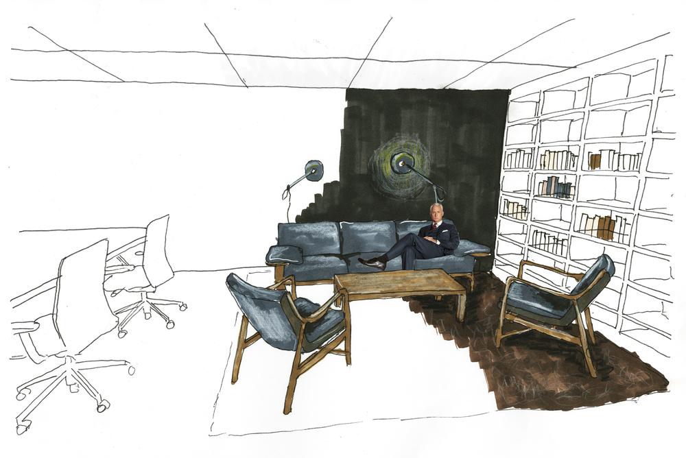 Partner's Lounge