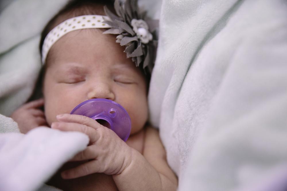 Lyla Newborn Photos