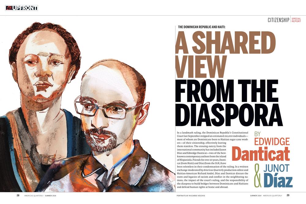 Díaz & Danticat
