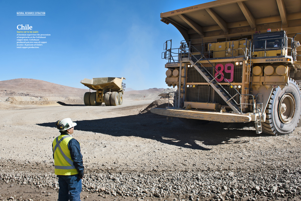 Mining Essay
